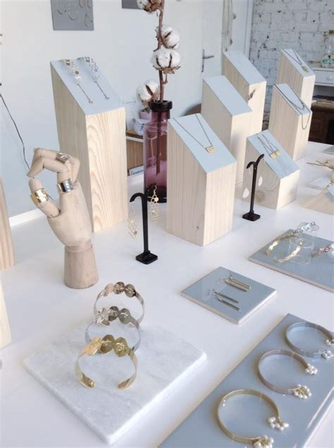 how to make a jewelry display 25 best ideas about jewellery display on