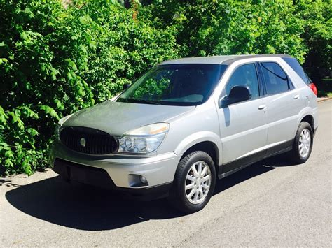 Buick Rendezvous 2006 by 2006 Buick Rendezvous Cxl 4dr Suv In Youngstown Oh