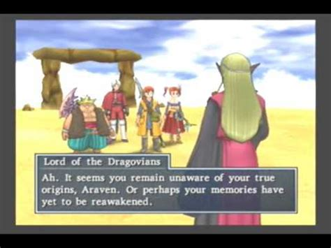 quest viii ps2 dragovian king the confrontation