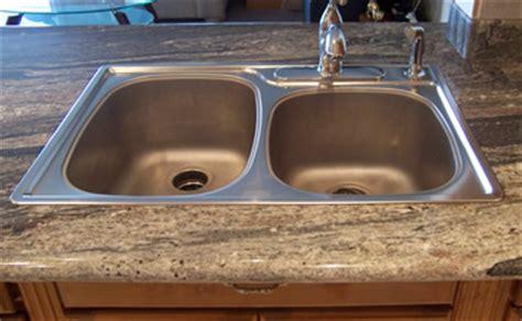 top mount vs undermount kitchen sink undermount vs topmount sinks stoneworks granite
