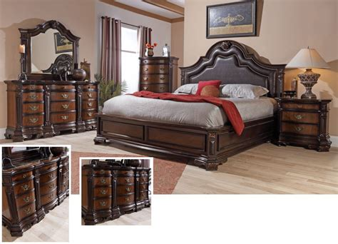 furniture bedroom suites lifestyle furniture king bedroom suite 171 mattress bed outlet