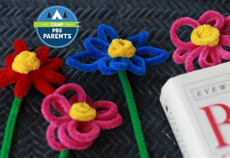 pipe cleaner craft pipe cleaner crafts flowers images