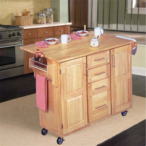 kitchen island cart with breakfast bar kitchen center islands homestyles kitchen islands carts kitchensource