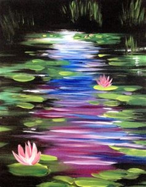 paint nite at home 1000 ideas about easy acrylic paintings on