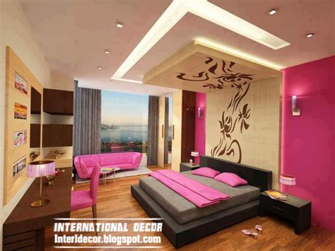 new design for bedroom contemporary bedroom designs ideas with false ceiling and
