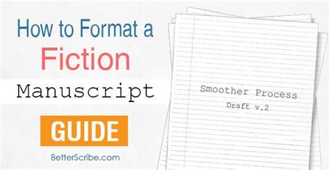 how to format a picture book manuscript how to format a novel manuscript