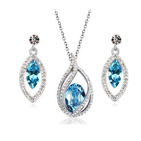 free jewelry austria jewelry sets white gold plated bridal