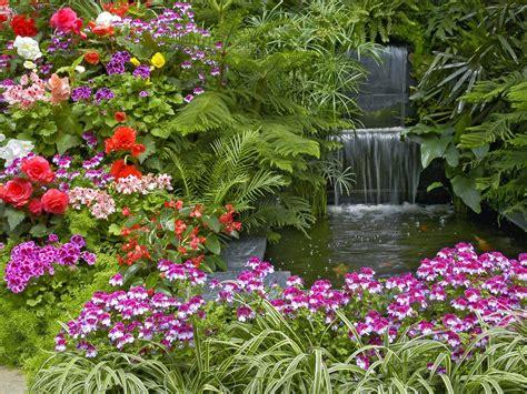 beautiful flower garden wallpaper hd flower garden wallpaper http refreshrose