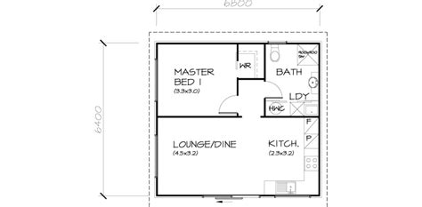 one bedroom house designs plans 1 bedroom transportable homes floor plan