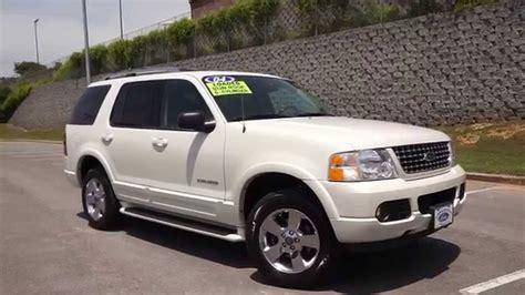 2004 Ford Explorer 2004 ford explorer limited
