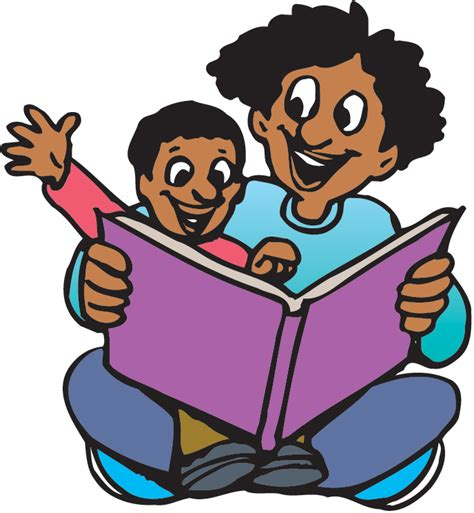 free read parents children reading clip