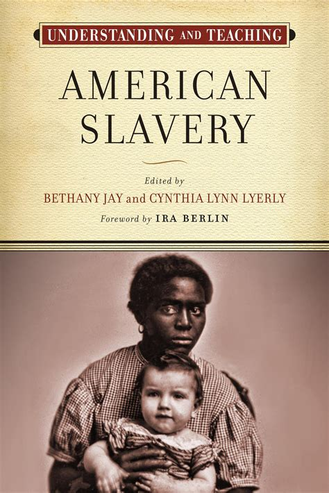 slavery picture books uw press understanding and teaching american slavery