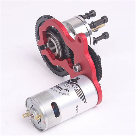 Electric Motor Starter by Mile High Rc Eme Auto Starter Dle Electric Start Dle