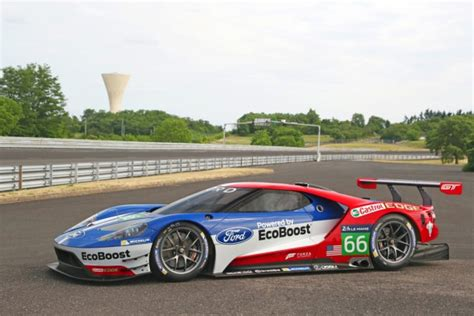2017 ford gt entering 2016 24 hours of le mans the about cars