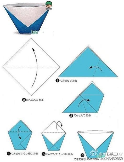 easy origami hat pattern paper glass origami поиск в origami
