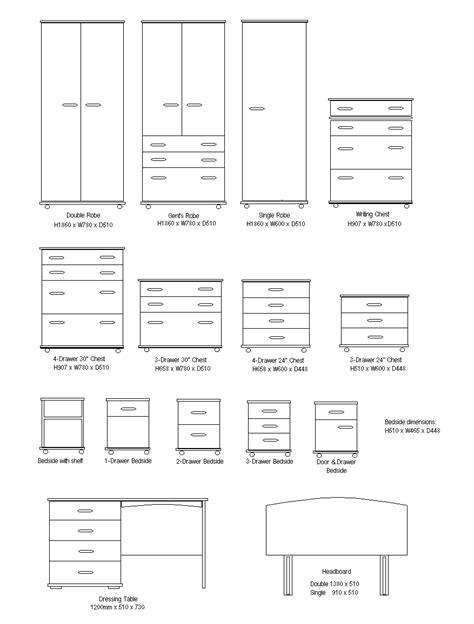 bedroom furniture dimensions bedroom sofa dimensions reversadermcream