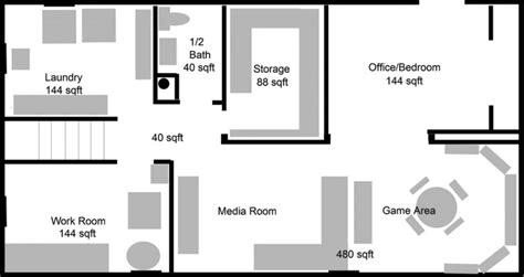 basement floor plan inspirational simple house plans with basement new home plans design