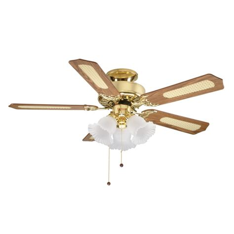 fantasia ceiling fans with lights fantasia belaire 42in ceiling fan brass light fantasia