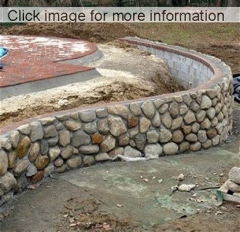 decorative concrete blocks for garden walls garden wall ideas block walls design