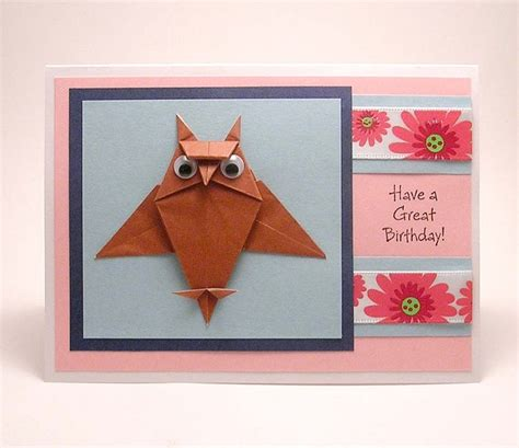 origami birthday card origami owl birthday card nursery