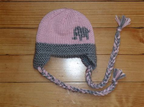 elephant hat knitting pattern knit crohet elephant hat for boy or with earflaps and