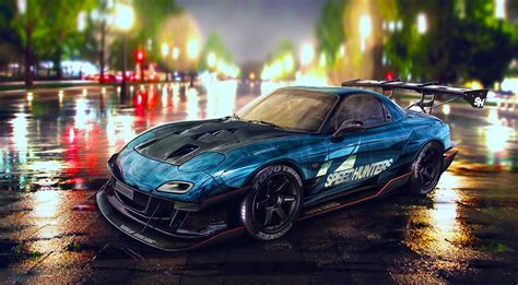 Hd Car Wallpaper Nfs by Car Mazda Rx 7 Tuning Need For Speed Wallpapers Hd