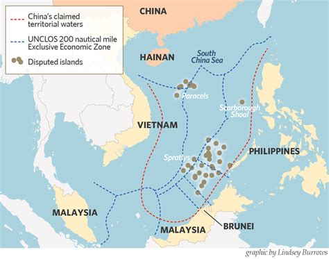 the south china vows to harass foreign fishermen in south china sea