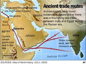 ancient trade ancient trade between and india in the era