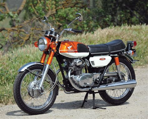 Classic Suzuki Birmingham by Happy Medium The 1969 Honda Cb175k3 Classic Japanese