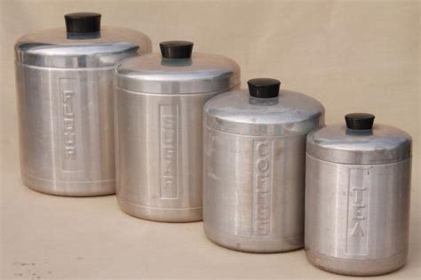 vintage metal kitchen canisters vintage kitchen canisters 28 images vintage metal tin
