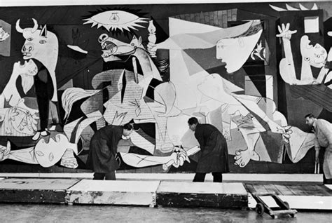 picasso paintings during civil war 15 fascinating facts about picasso s guernica mental floss