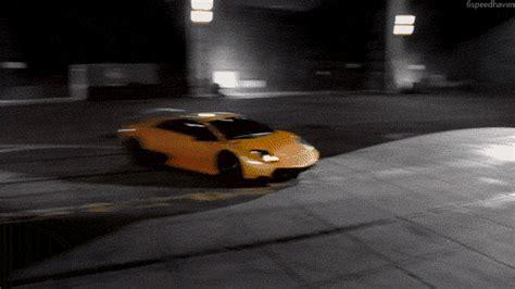 Car Wallpaper Gif by Drifting Lamborghini Gif