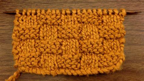 rs knitting the basketweave stitch knitting stitch 61