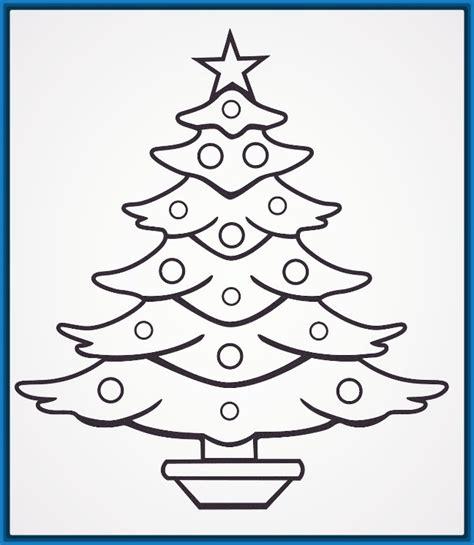 dibujos arboles navidad ver dibujos para imprimir archivos dibujos para dibujar
