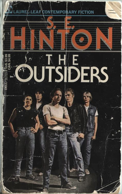 the outsiders book pictures finding my inner greaser crunchingsandmunchings