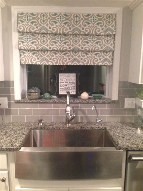 window treatments for kitchen windows sink no sew drapes sink tension rods shades