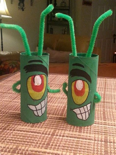 paper roll craft ideas your child will be amazed by these spongebob crafts and
