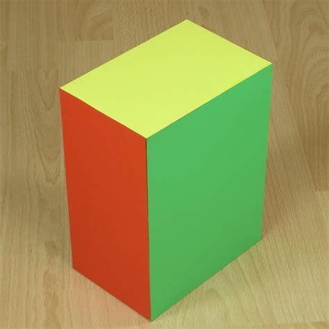 rectangular prism origami paper rectangular prism cuboid