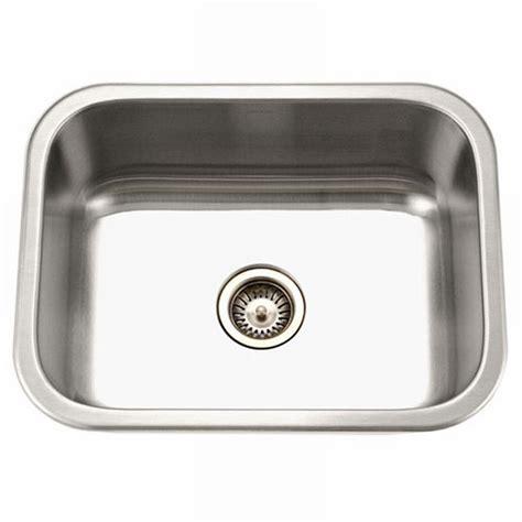 single undermount kitchen sinks houzer porcela series undermount porcelain enamel steel 23