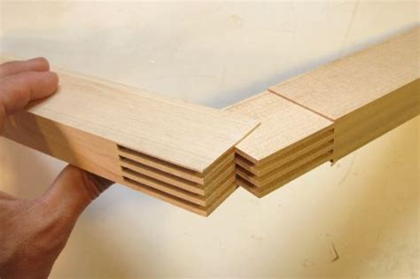 woodwork joins wooden try squares