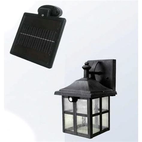 solar powered wall lights square solar powered entrance doorway staircase led wall light