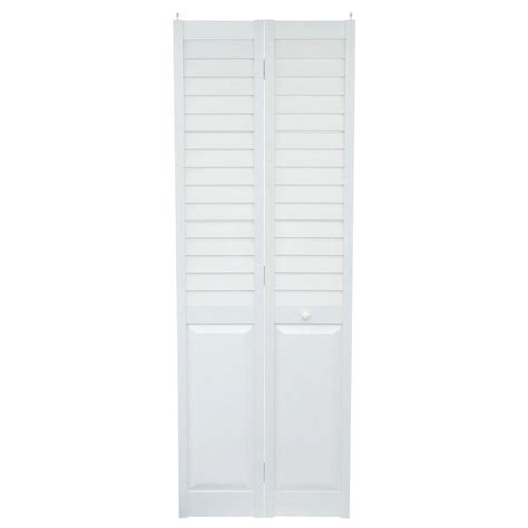 28x80 interior door home fashion technologies 28 in x 80 in 3 in louver