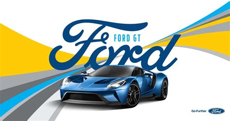 Banner Ford by Ford Gt Supercar Ford Sportscars Ford Fordgt