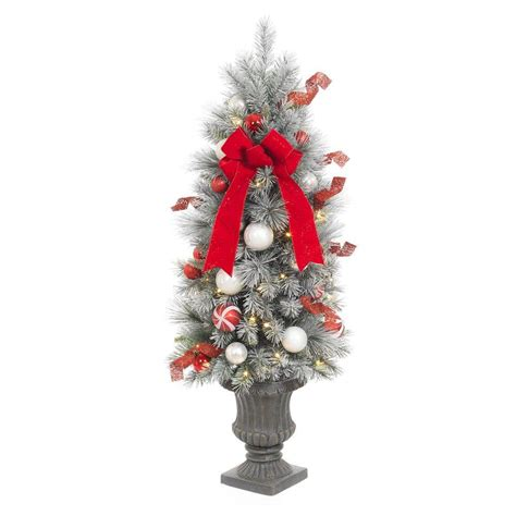 5ft frosted tree collection 5ft frosted tree pictures