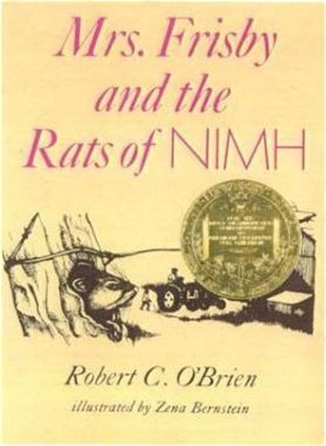 mrs frisby and the rats of nimh unbidden thoughts from the underemployed mrs frisby and