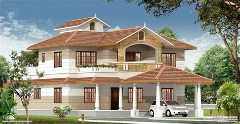house models and plans 2700 sq kerala home with interior designs kerala home design and floor plans