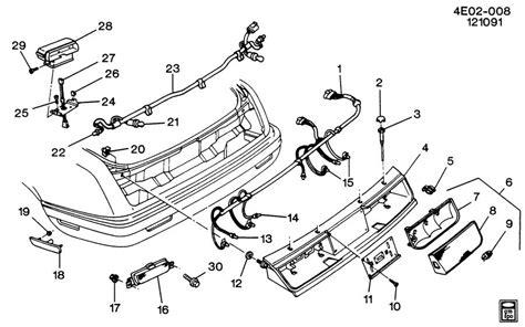 buick diagrams buick reatta fuse box diagram wiring diagram pictures