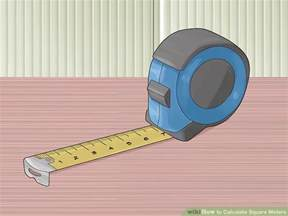 how to calculate square meters 3 simple ways to calculate square meters wikihow