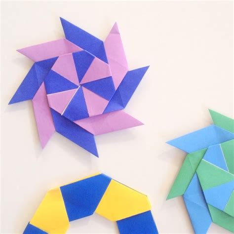 8 point origami origami 8 point the crafty mummy