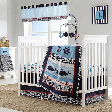 whale crib bedding sets whale of a tale baby bedding and accessories